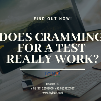 Does Cramming For A Test Really Work?