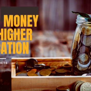SIMPLE WAYS TO SAVE MONEY ON HIGHER EDUCATION