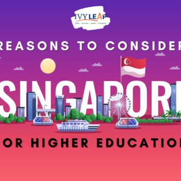 REASONS TO CONSIDER SINGAPORE FOR HIGHER EDUCATION